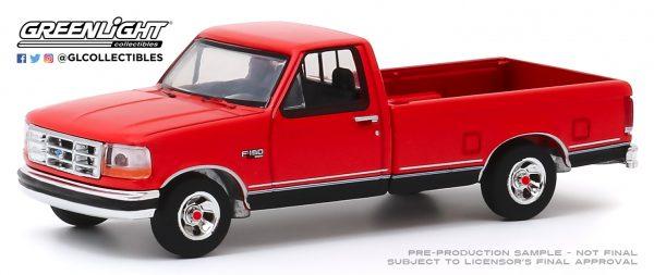 28020d1 - 1992 Ford F-150 Pick Up Truck - 75th Anniversary of Ford Trucks