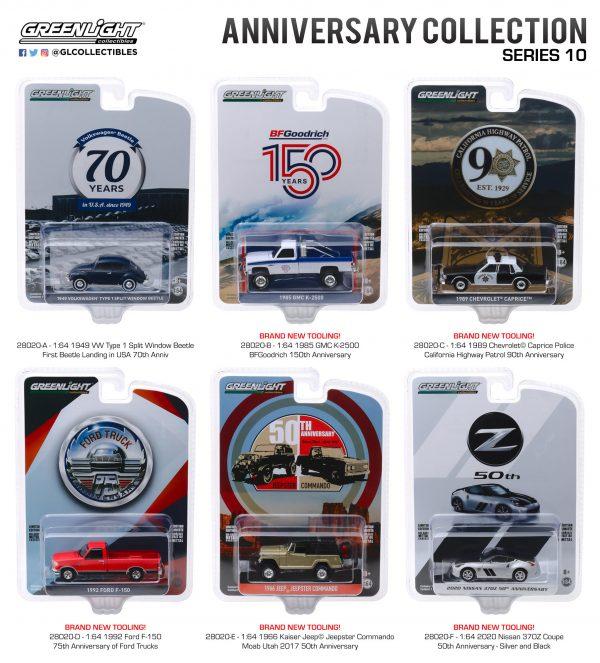 28020set - 1966 Kaiser Jeep Jeepster Commando - Moab Utah 2017 50th Anniversary