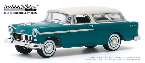 37200a - 1955 Chevrolet Nomad (Lot #935.1)
