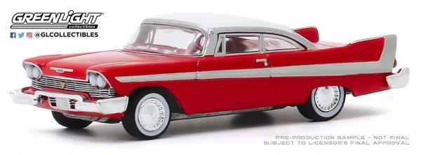 37200b - 1958 Plymouth Fury 'Christine' (Lot #2006)