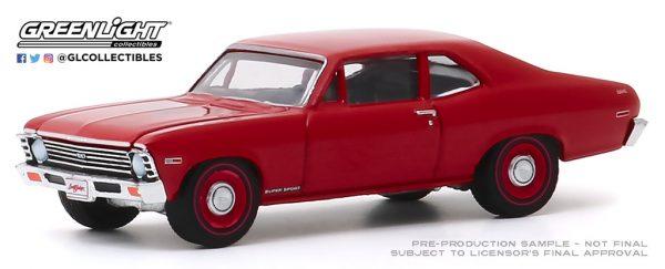 37200c - 1968 Chevrolet COPO Nova SS (Lot #1268)