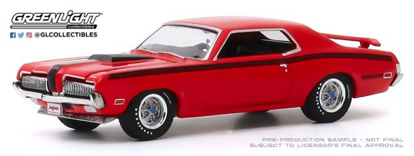 37200f - 1970 Mercury Cougar Eliminator (Lot #1082)