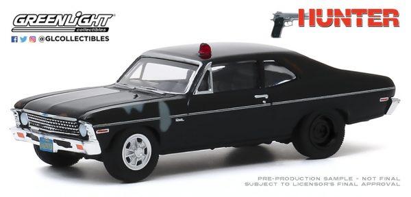 44880d1 - 1969 Chevrolet Nova Police - Hunter (TV Series, 1984-91)