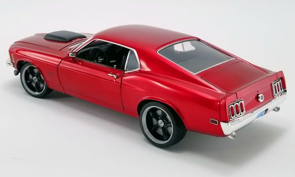 a1801836a - 1970 FORD BOSS 429 MUSTANG STREET FIGHTER