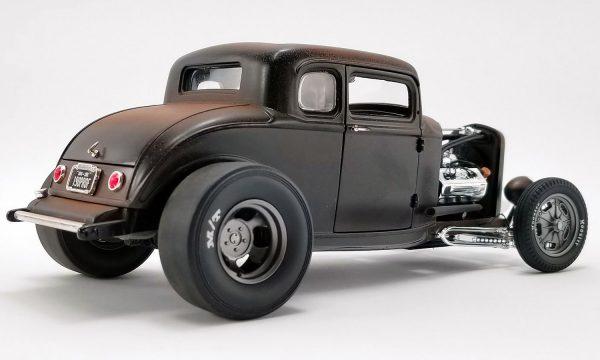 a1805017 - PORK CHOP'S 1932 FORD RAT ROD - 190 PROOF