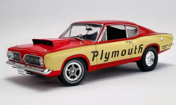 a1806114 - 1968 PLYMOUTH BARRACUDA - SUPER STOCK TEST MULE