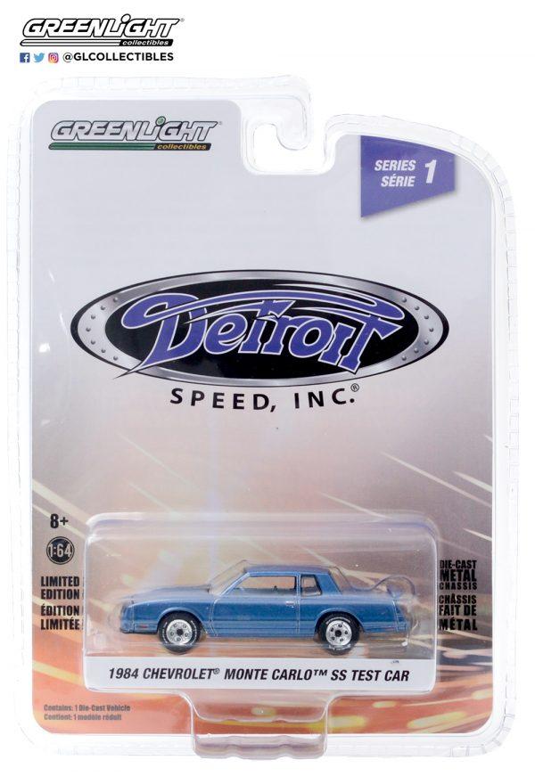 39040 b 1984 chevrolet monte ss test car pkg front b2b - 1984 Chevrolet Monte Carlo SS Test Car - Detroit Speed, Inc. Series 1