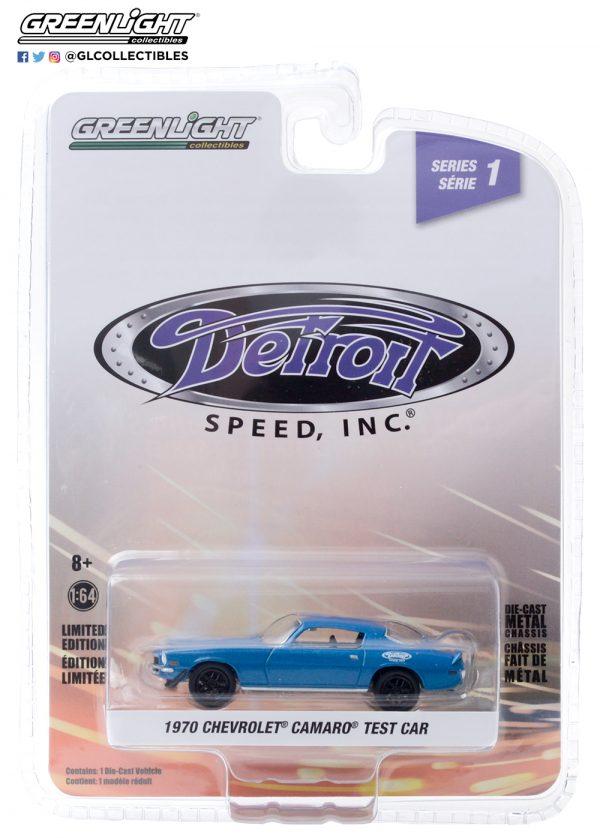 39040 e 1970 chevrolet camaro test car pkg front b2b - 1970 Chevrolet Camaro Test Car - Detroit Speed, Inc. Series 1