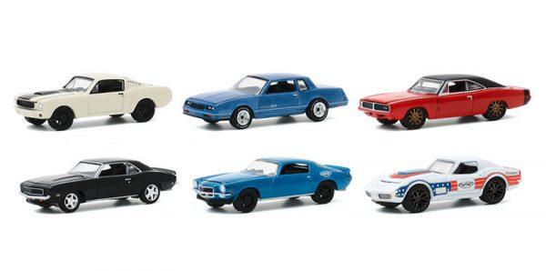39040 master - BFGoodrich - 1972 Chevrolet Corvette in Red, White and Blue - Detroit Speed, Inc. Series 1