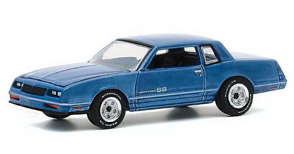 39040b1 - 1984 Chevrolet Monte Carlo SS Test Car - Detroit Speed, Inc. Series 1