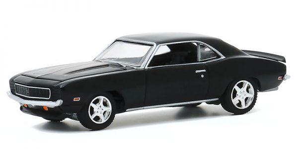 39040d1 - Stuart Adams' 1969 Chevrolet Camaro 'TUX' - Detroit Speed, Inc. Series 1
