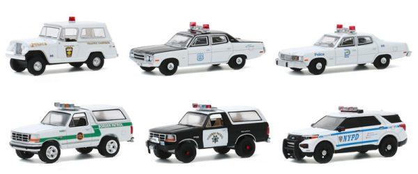 42920 case - 1971 AMC Matador - Yonkers, New York Police - Hot Pursuit Series 35