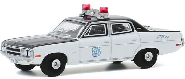 42920b - 1971 AMC Matador - Yonkers, New York Police - Hot Pursuit Series 35