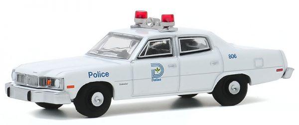 42920c - 1974 AMC Matador -Dallas, Texas Police - Hot Pursuit Series 35