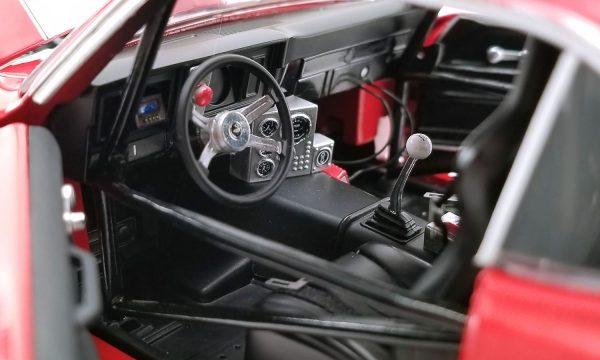 18882c - 1969 Chevrolet BIG RED CAMARO