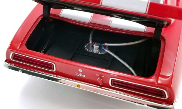 18882f - 1969 Chevrolet BIG RED CAMARO