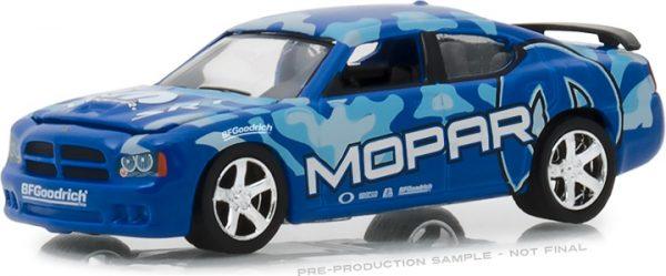 29961 1 64 2008 dodge charger srt8 mopar frontb2b - 2008 Dodge Charger SRT8 MOPAR Edition (Hobby Exclusive)