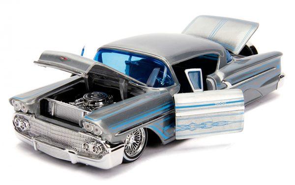 31082b - Streetlow - 1958 Chevrolet Impala