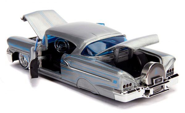 31082c - Streetlow - 1958 Chevrolet Impala