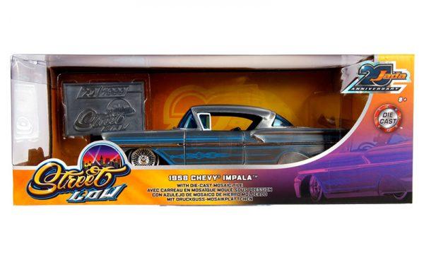31082d - Streetlow - 1958 Chevrolet Impala