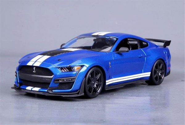 31388bl1 - 2020 FORD SHELBY GT500 - BLUE