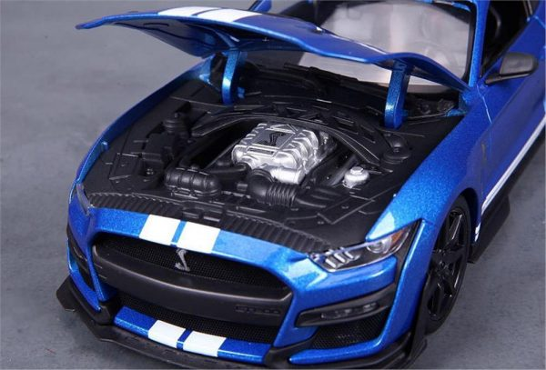 31388bl2 - 2020 FORD SHELBY GT500 - BLUE