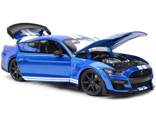 31388bl3 - 2020 FORD SHELBY GT500 - BLUE