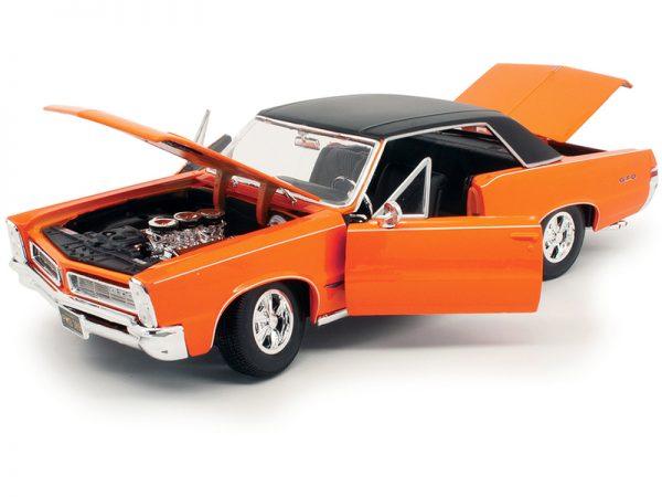 31885or - 1965 PONTIAC GTO HURST EDITION - ORANGE