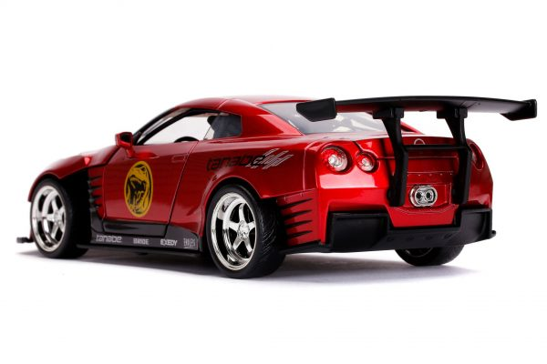 31908 1.24 hwr 2009 nissan gt r r35 w red ranger 5 - 2009 NISSAN GT-R (R35) W/RED RANGER - HOLLYWOOD RIDES