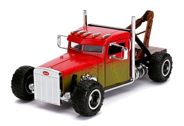 32089 - Fast and Furious Presents: Hobbs and Shaw (2019)---Custom Peterbilt Tow Truck