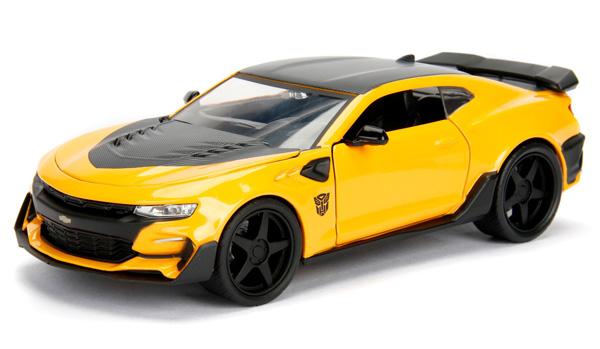 98399 - Bumblebee - 2016 Chevrolet Camaro - Transformers: The Last Knight (2017)