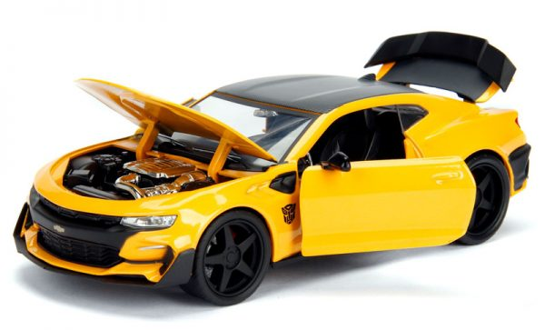 98399a - Bumblebee - 2016 Chevrolet Camaro - Transformers: The Last Knight (2017)