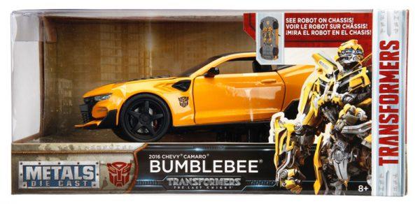 98399h - Bumblebee - 2016 Chevrolet Camaro - Transformers: The Last Knight (2017)