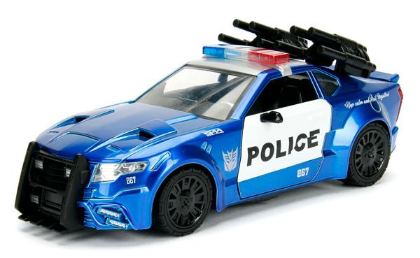 98400 - Barricade - Police Interceptor - Transformers: The Last Knight (2017)