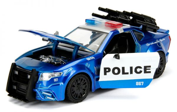 98400a - Barricade - Police Interceptor - Transformers: The Last Knight (2017)