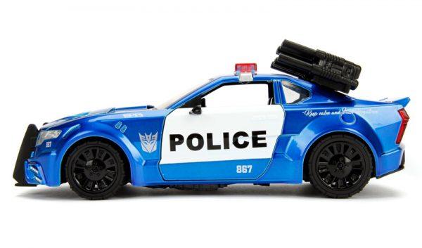 98400b - Barricade - Police Interceptor - Transformers: The Last Knight (2017)