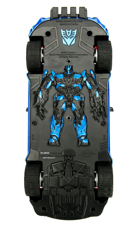 98400g - Barricade - Police Interceptor - Transformers: The Last Knight (2017)