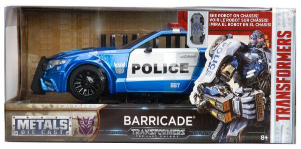 98400h - Barricade - Police Interceptor - Transformers: The Last Knight (2017)