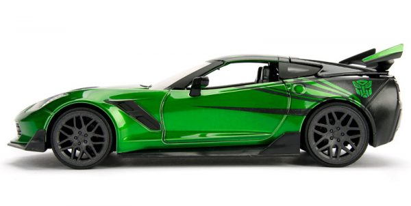 98499b - Crosshairs - 2016 Chevrolet Corvette - Transformers: The Last Knight (2017)
