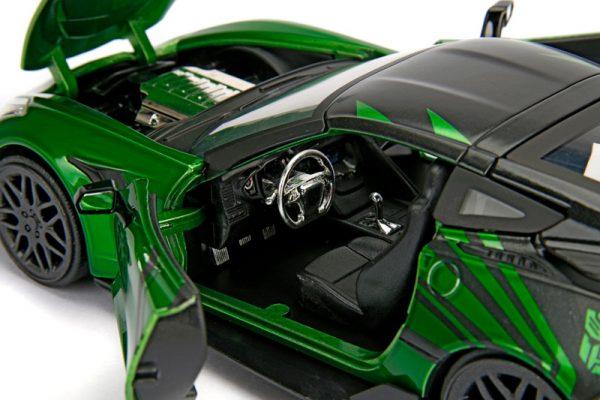 98499c - Crosshairs - 2016 Chevrolet Corvette - Transformers: The Last Knight (2017)