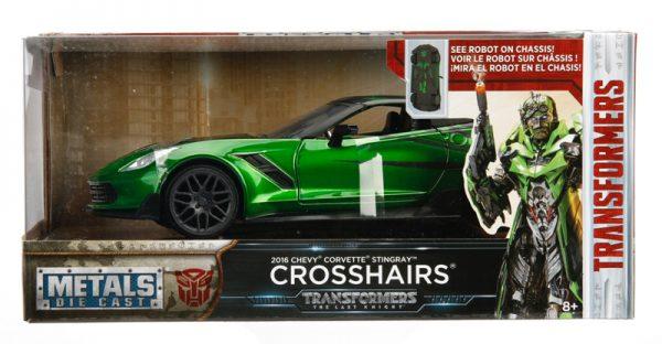 98499h - Crosshairs - 2016 Chevrolet Corvette - Transformers: The Last Knight (2017)