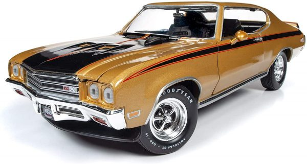 amm1198 - American Muscle 1971 Buick GSX Hardtop (MCACN) 1:18 Scale Diecast
