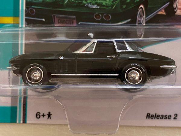 jlcg022a3a - 1965 Chevrolet Corvette Hardtop in Gloss Black