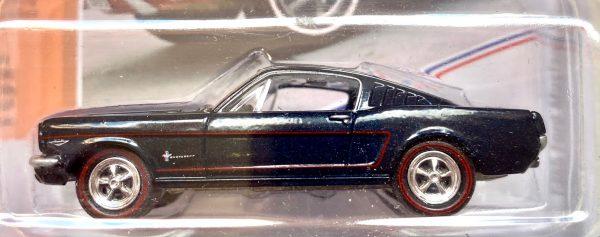 jlmc022b6a - 1965 FORD MUSTANG GT FASTBACK - CASPIAN BLUE POLY