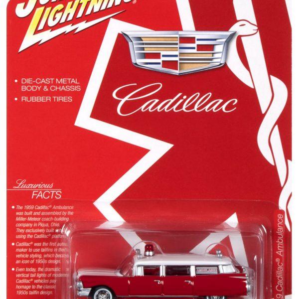 jlsp098 59cadillacambulance pkg 1024x1024 1 - 1959 Cadillac Ambulance (Red/White)