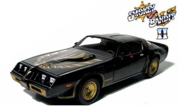 12944 - 1980 Pontiac Firebird Trans Am Turbo 4.9L Smokey and The Bandit II (1980)