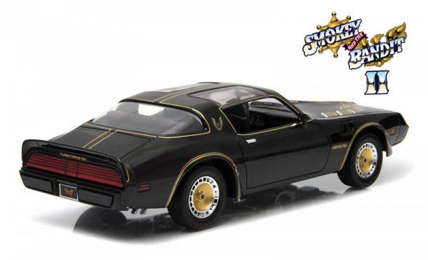 12944b - 1980 Pontiac Firebird Trans Am Turbo 4.9L Smokey and The Bandit II (1980)