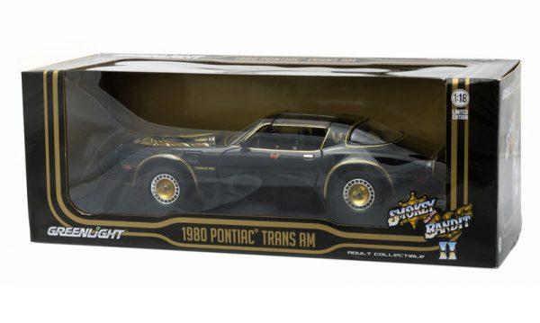 - 1980 Pontiac Firebird Trans Am Turbo 4.9L Smokey and The Bandit II (1980)