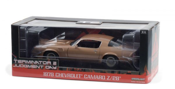 13573e - 1979 Chevrolet Camaro Z/28---Terminator 2: Judgment Day (1991)