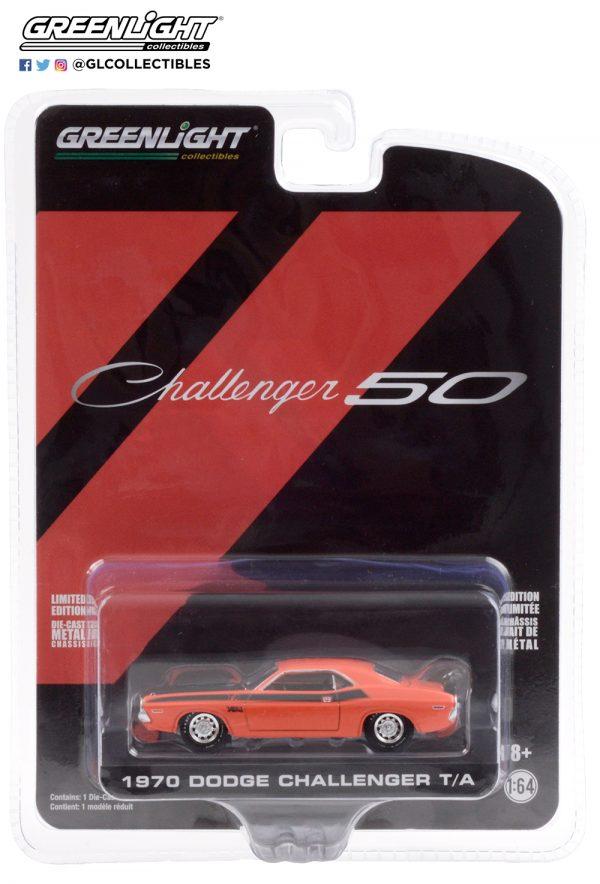 28040 b 1970 dodge challenger ta dodge challenger 50th anniversary pkg b2b - 1970 Dodge Challenger T/A - Dodge Challenger 50th Anniversary 'Challenger 50'....Anniversary Collection Series 11